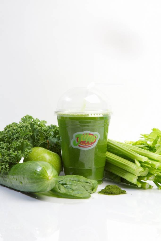 Green Genes product shot