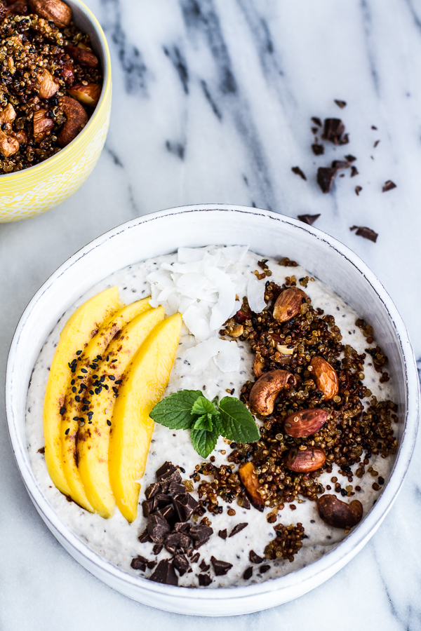 Coconut-Banana-Oats-Smoothie-Bowl-with-Crunchy half baked harvest