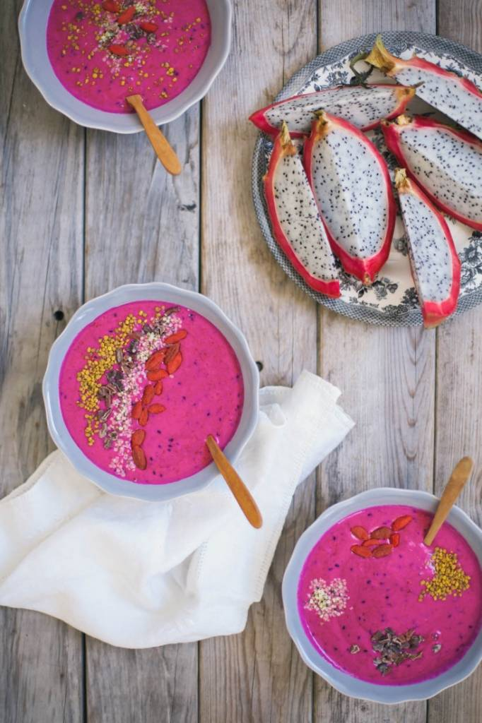 pitaya smoothie bowl goluba kitchen