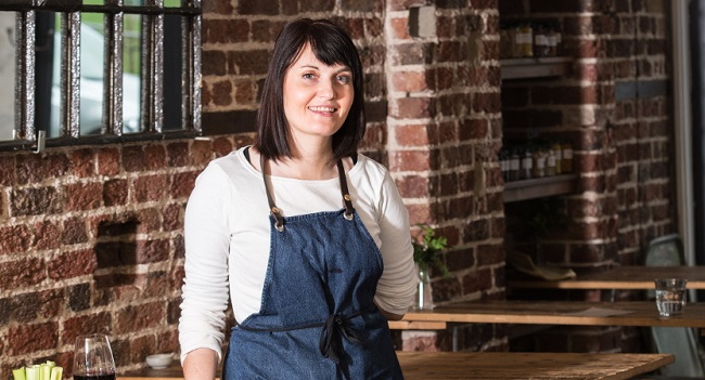 laoise casey, laoise fruit people, laoise casey chef, cuisine genie laoise, robin gill chef, evening standard laoise, lunchbox ideas chef,