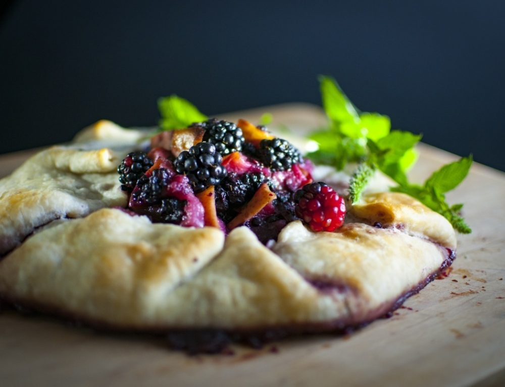 Recipe: 'Bramble' Blackberry Galette