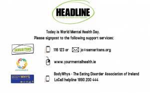 fruit delivery dublin, fruit people dublin, fruit people work wellbeing, headline ireland mental health, mental health day 2017, mental health ireland, mental health workplace wellbeing, smart employer wellbeing, workplace wellness, world mental health day