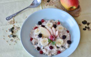 Muesli With Fruit