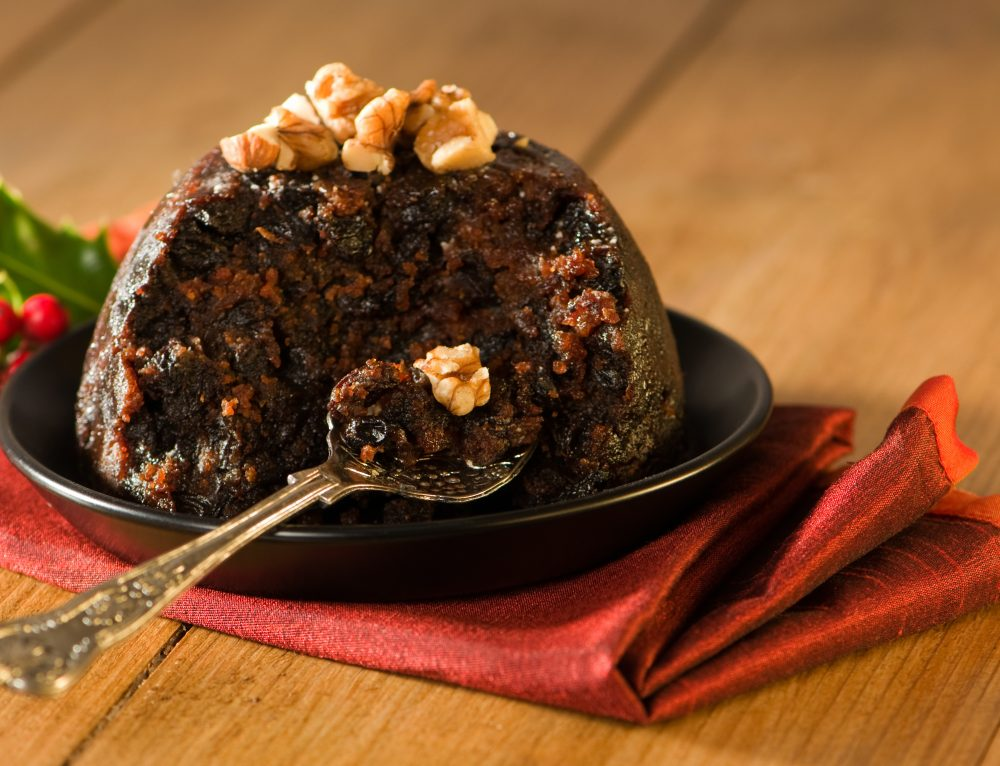 The Fruit People's Christmas Pudding Recipe