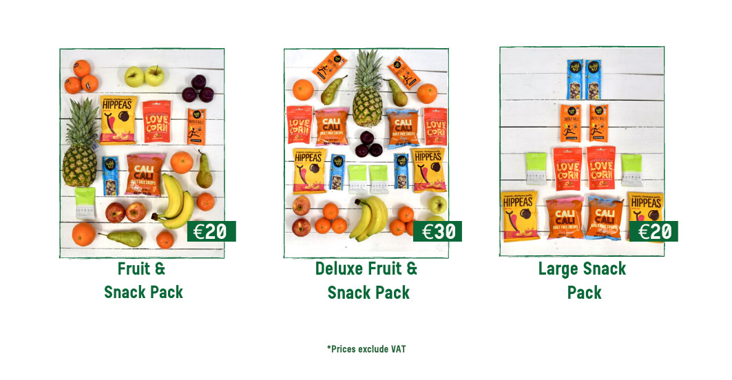 snack packs for a healthy mindset working remotely